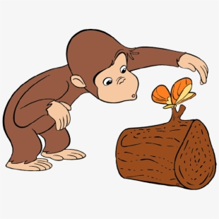 Admiring cliparts download Cake Clipart Curious George - Curious George Decorating A Cake ... download