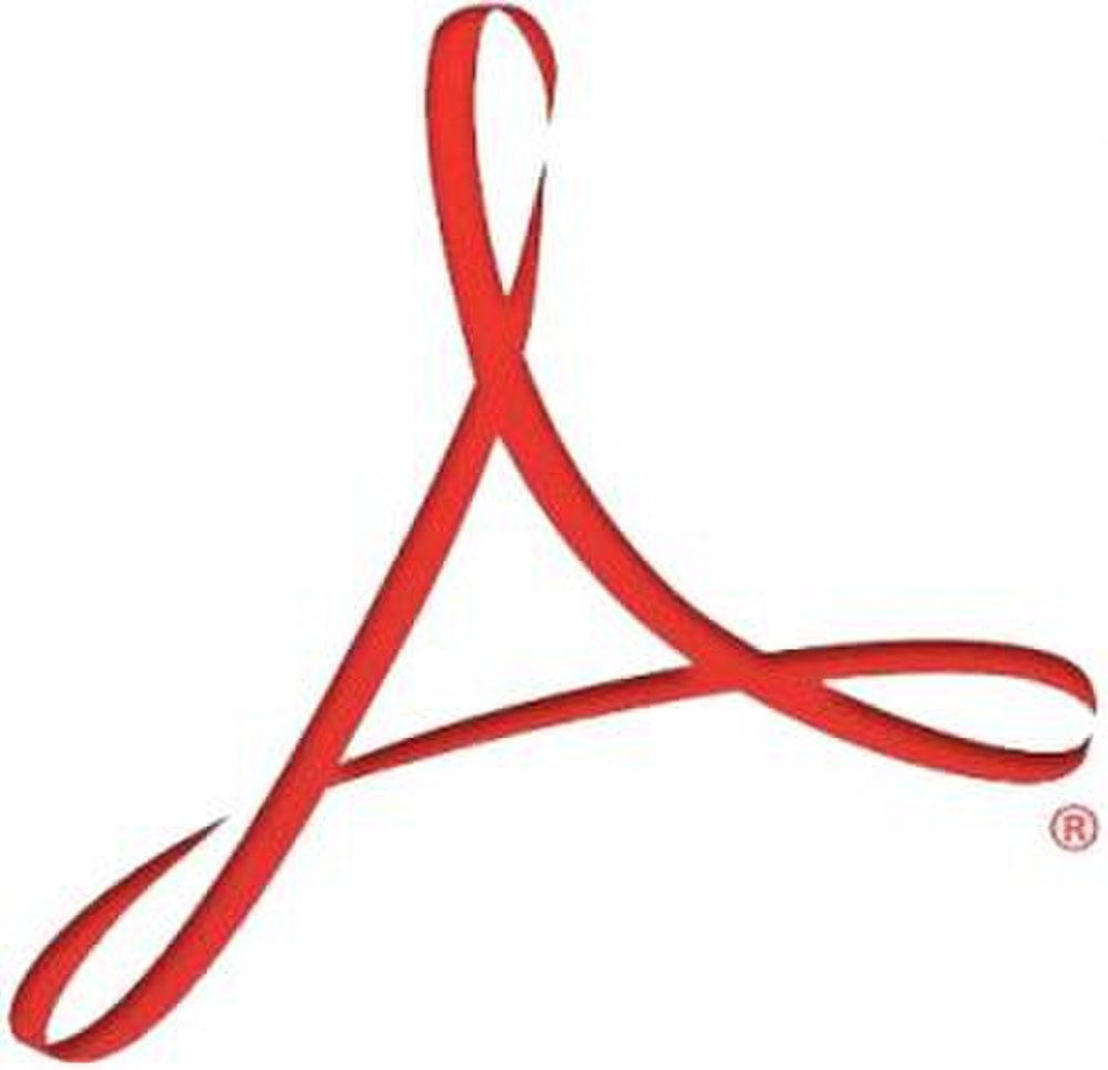 Adobe acrobat reader clipart picture freeuse stock Adobe Acrobat Review 2018 | Business.com picture freeuse stock