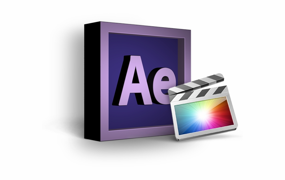 Adobe After Effects Logo - Final Cut Pro X Icon Free PNG Images ... image library library