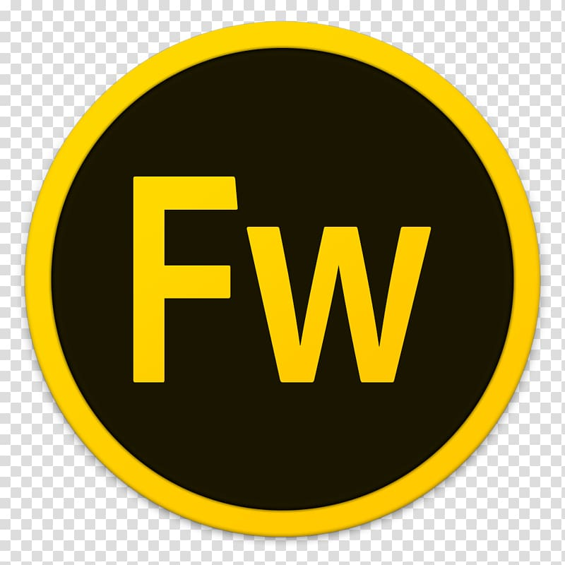 Fw logo, area text brand trademark, Adobe Fw transparent background ... clipart transparent library