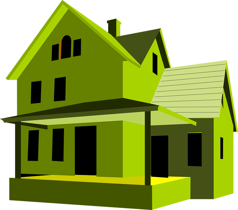 Solar panel house clipart picture freeuse library Collection of Colorful House Cliparts | Buy any image and use it for ... picture freeuse library