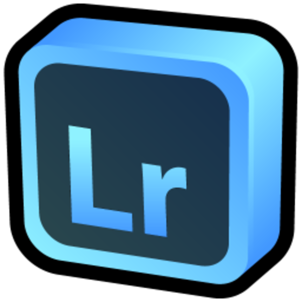 Adobe Lightroom Icon | Free Images at Clker.com - vector clip art ... clipart black and white download