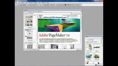 Adobe Pagemaker 7.0 Full Version Free Download | Softwares & Games ... svg library library