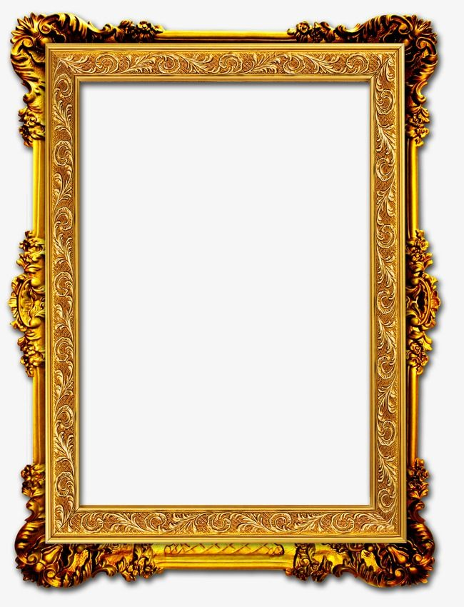 Adobe photoshop clipart border clipart freeuse Gold Frame, Frame Clipart, Frame PNG Transparent Image and Clipart ... clipart freeuse