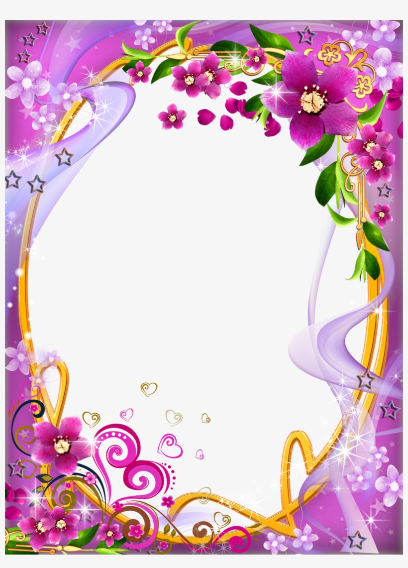 Adobe photoshop background frames clipart picture free stock Download Frame Png Clipart Picture Frames Floral Design - Adobe ... picture free stock