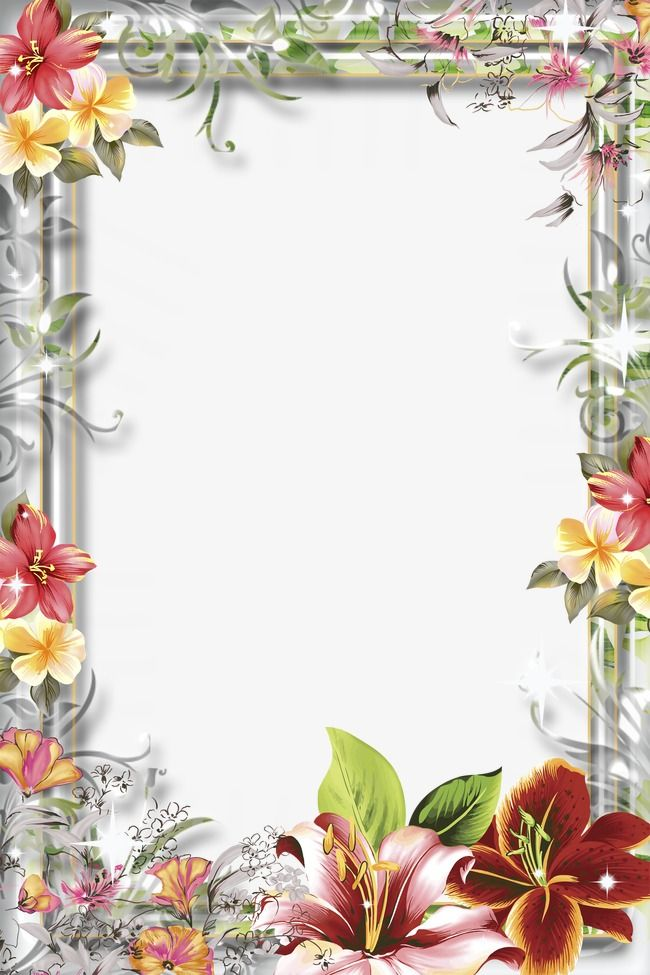 Adobe photoshop background frames clipart graphic free stock Mood Frame Pictures, Flower, Starlight, Border PNG Transparent ... graphic free stock