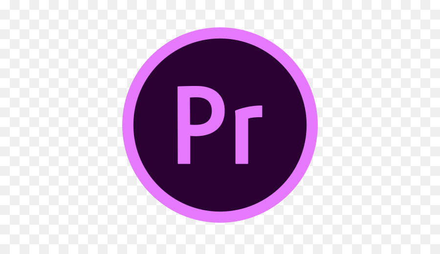 Adobe premiere clipart not transparent picture black and white library Adobe Logo png download - 512*512 - Free Transparent Adobe Premiere ... picture black and white library