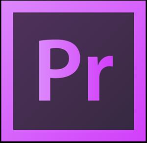 Adobe premiere pro logo clipart graphic free library Premiere Logo Vectors Free Download graphic free library