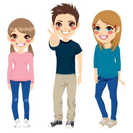 Adolescent clipart image freeuse library Adolescent clipart 4 » Clipart Portal image freeuse library