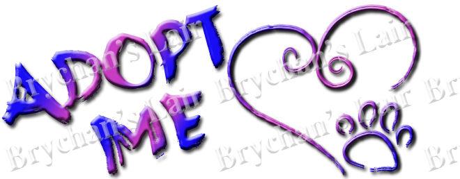 Adopt me clipart clipart transparent download Pet Adoption Adopt Me No2 USA Made Craft Supply Grosgrain Ribbon ... clipart transparent download