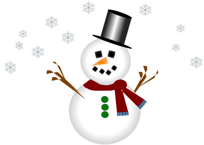 Snowflake singing clipart png freeuse Cute Snowman Graphics and Animations png freeuse