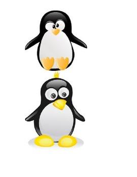Adorable penguin clipart picture transparent stock Penguin clipart picture transparent stock