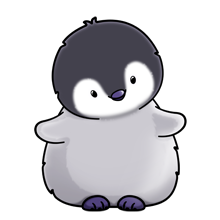 Adorable penguin clipart picture transparent library Baby Penguin - Lots of clip art on this site | Cute Illustrations ... picture transparent library