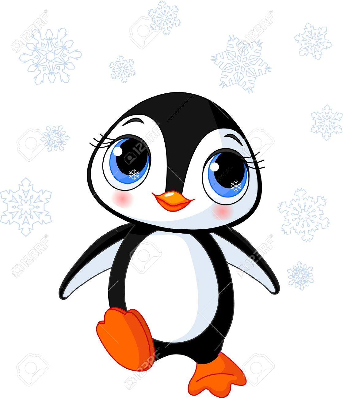 Adorable penguin clipart picture free Cute Cartoon Penguin Pictures | Free download best Cute Cartoon ... picture free