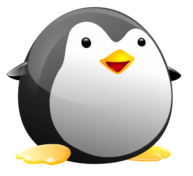 Adorable penguin clipart picture free download Penguin Clipart Black And White Free | Free download best Penguin ... picture free download