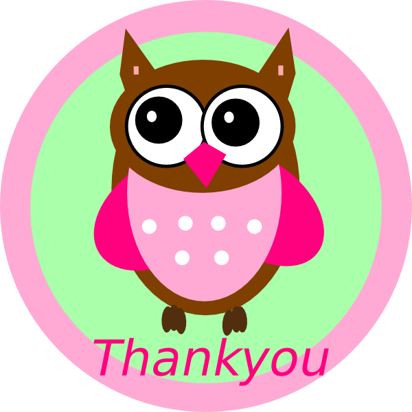 Thank You Clip Art   Clipart Panda - Free Clipart Images vector freeuse stock