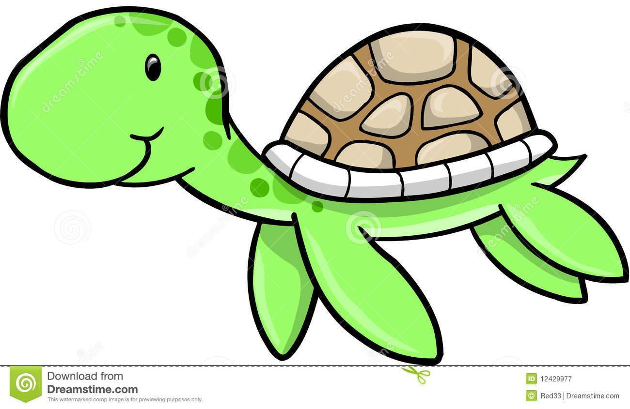 Adorable turtle clipart image black and white library Pictures Of Animated Turtles | Free download best Pictures Of ... image black and white library