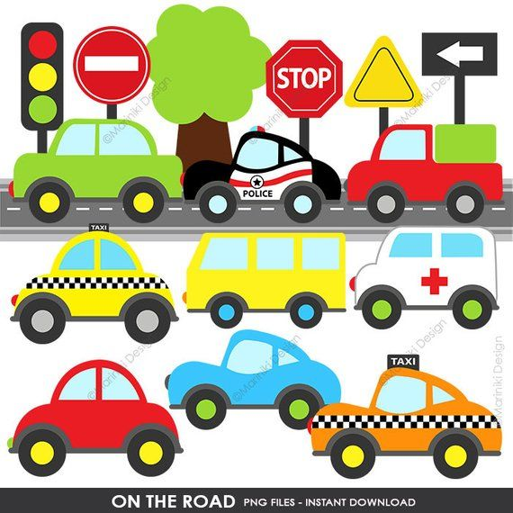 Car craft clipart