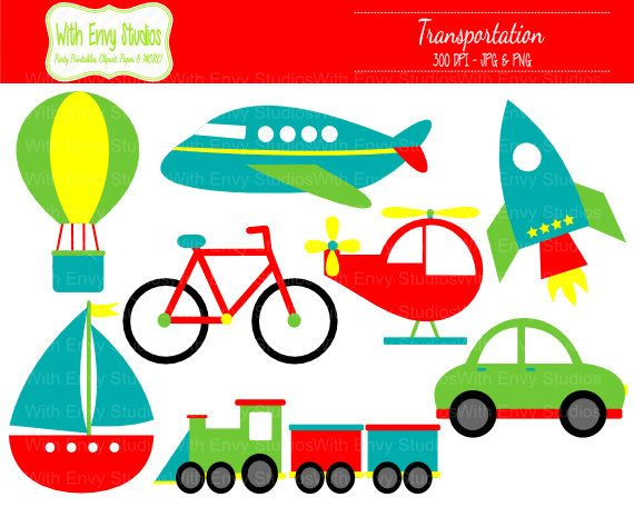 Adorable vehicle clipart image free library Transportation Clipart, Travel Clipart, Vehicle Clip art, Boat ... image free library