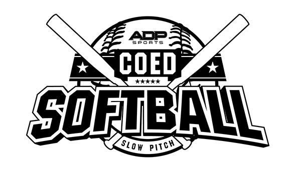 2018 Coed Softball Logo ADP Sports Beneficial Images New 14 | www ... svg royalty free library