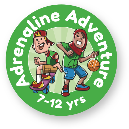 Adrenaline sports logo clipart clip royalty free download Fun for Kids Aged 7-12 | Adrenaline Adventure | School\'s Out Activities clip royalty free download
