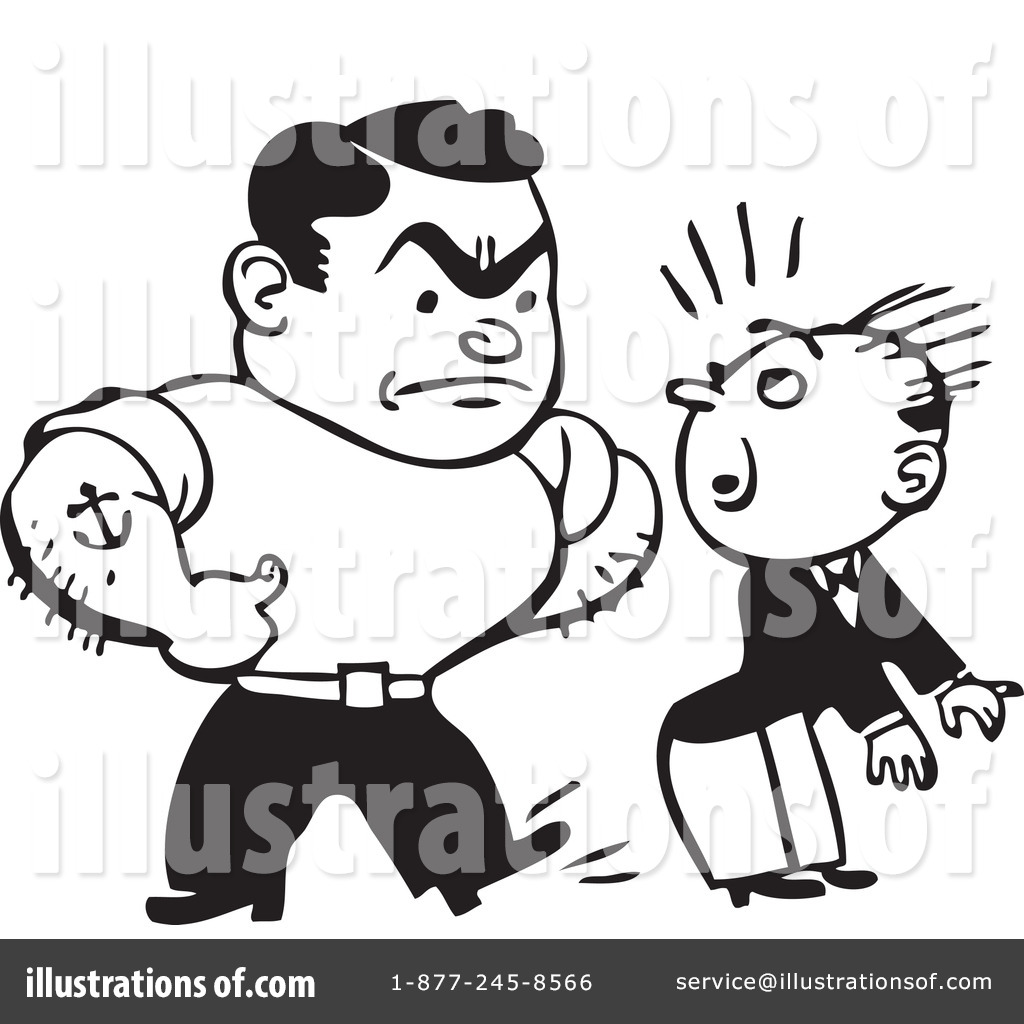 Bully Clipart #210214 - Illustration by BestVector png royalty free stock