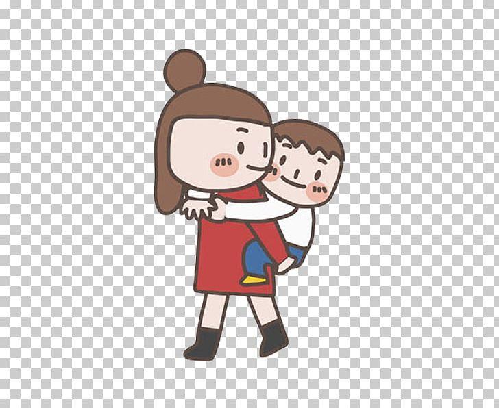 Child Mother Cartoon PNG, Clipart, Adult Child, Boy, Child, Children ... banner free