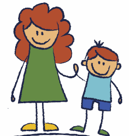 Adult child clipart banner library stock Supporting Adult-Child Relationships – Illinois Early Learning Project banner library stock