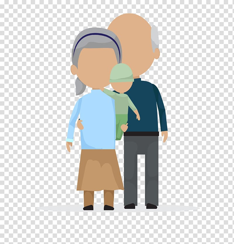 Old age, cartoon adult child transparent background PNG clipart ... image library stock