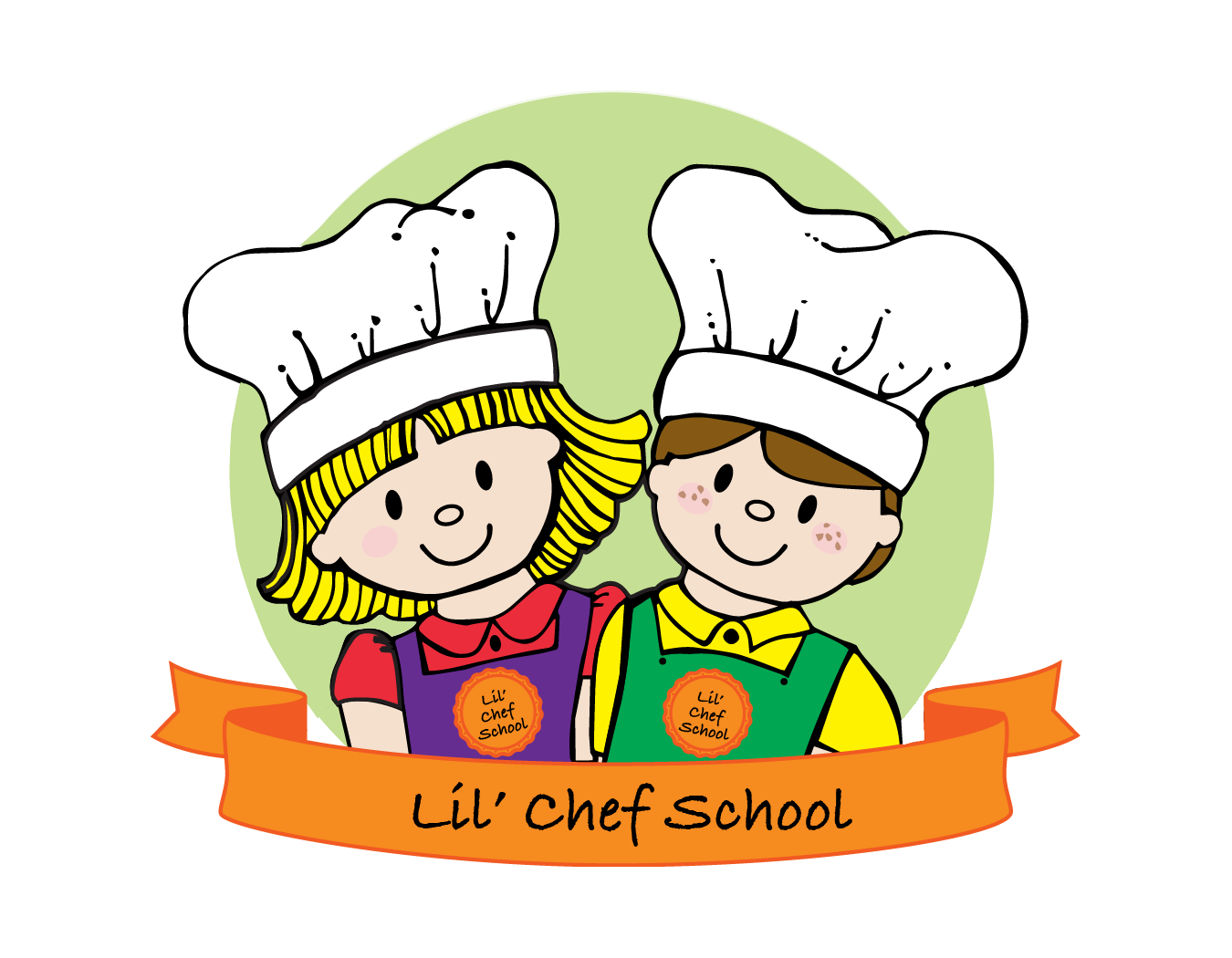 Adult cooking class clipart free vector freeuse download Welcome to Lil\' Chef School - A Cooking School for Kids vector freeuse download