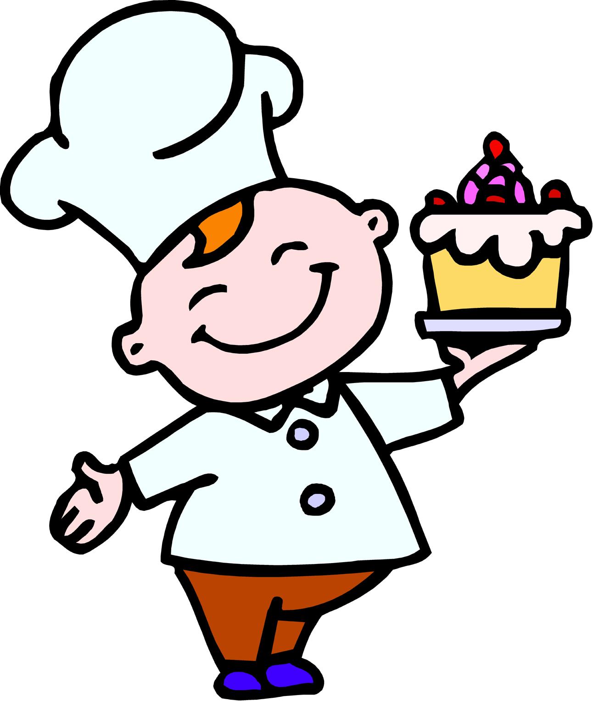 Clipart of baker