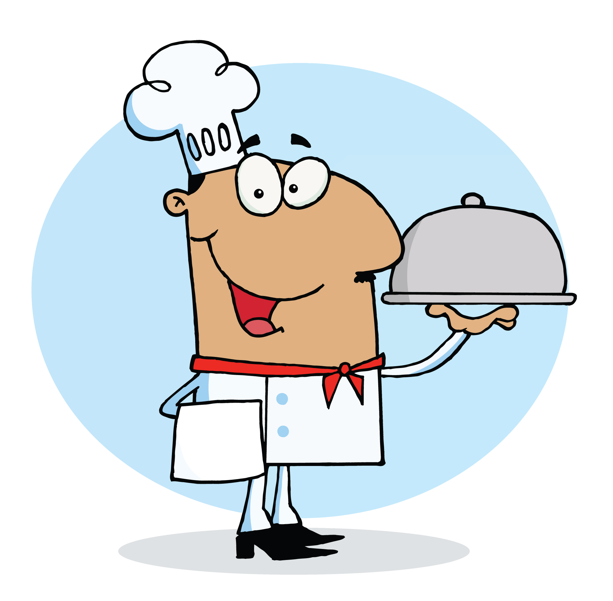 Clipart cook