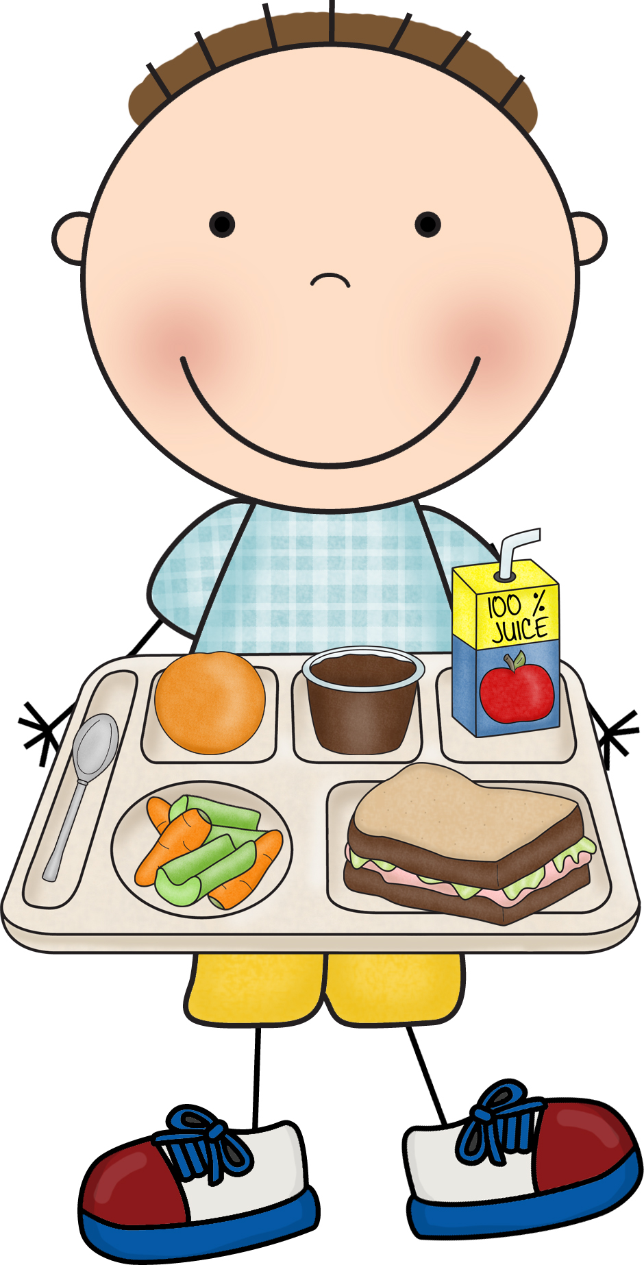 Lunch time download best. Free school cafeteria clipart
