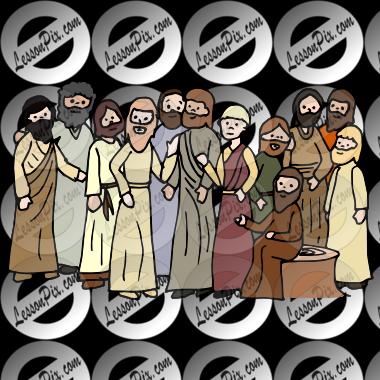 Adult disciples clipart clip art download Disciples PNG HD Transparent Disciples HD.PNG Images. | PlusPNG clip art download