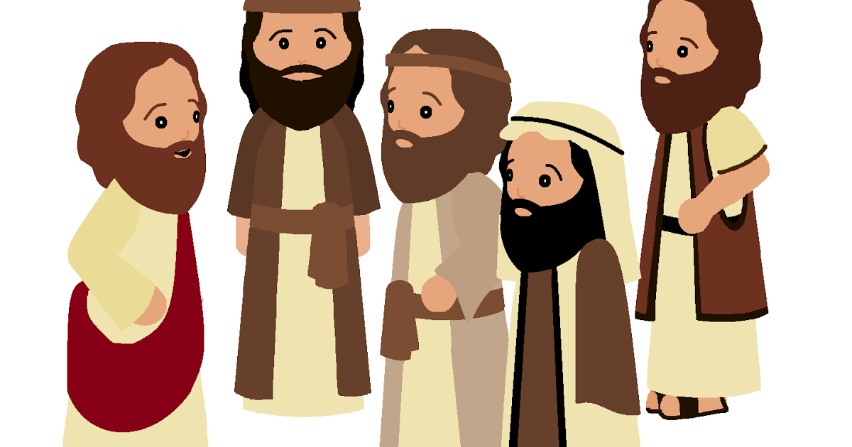 Adult disciples clipart image stock Disciples PNG HD Transparent Disciples HD.PNG Images. | PlusPNG image stock