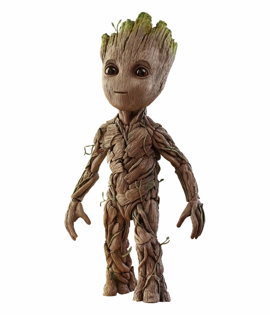 Guardians Of The Galaxy - Groot Guardians Of The Galaxy 1 Free PNG ... vector free library