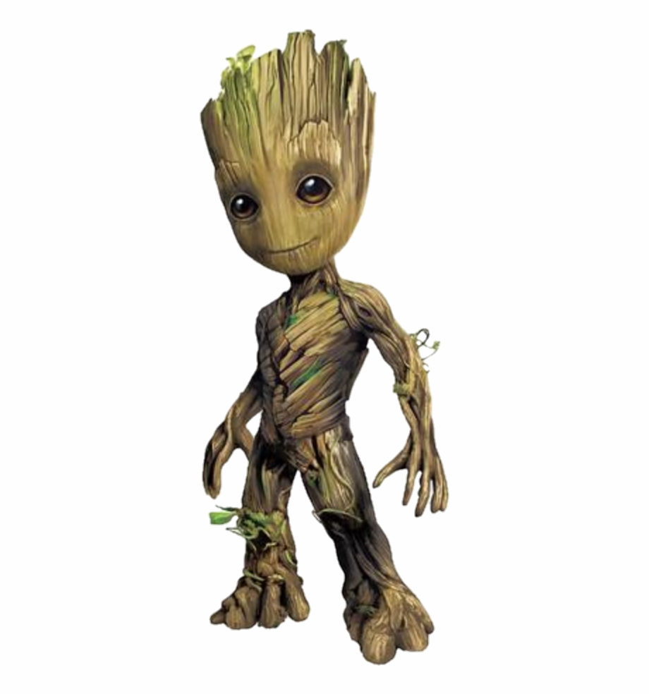 Adult groot clipart svg free stock Guardians Of The Galaxy - Baby Groot Free PNG Images & Clipart ... svg free stock