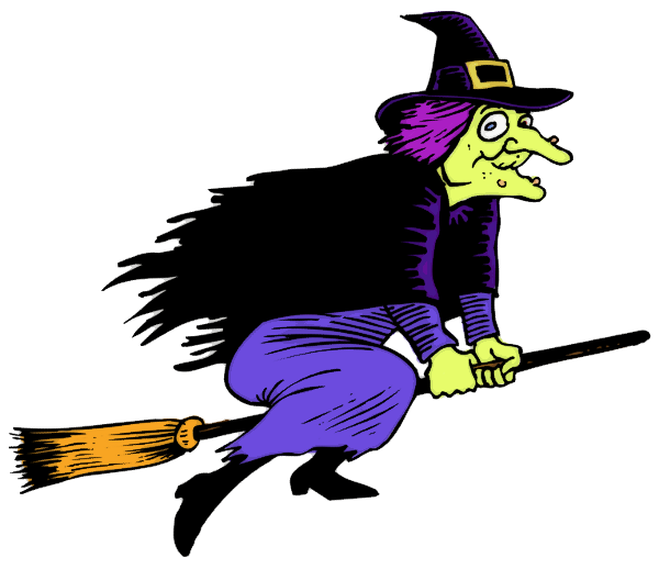 Halloween witch clipart images freeuse Witch Broom Clipart | Clipart Panda - Free Clipart Images freeuse