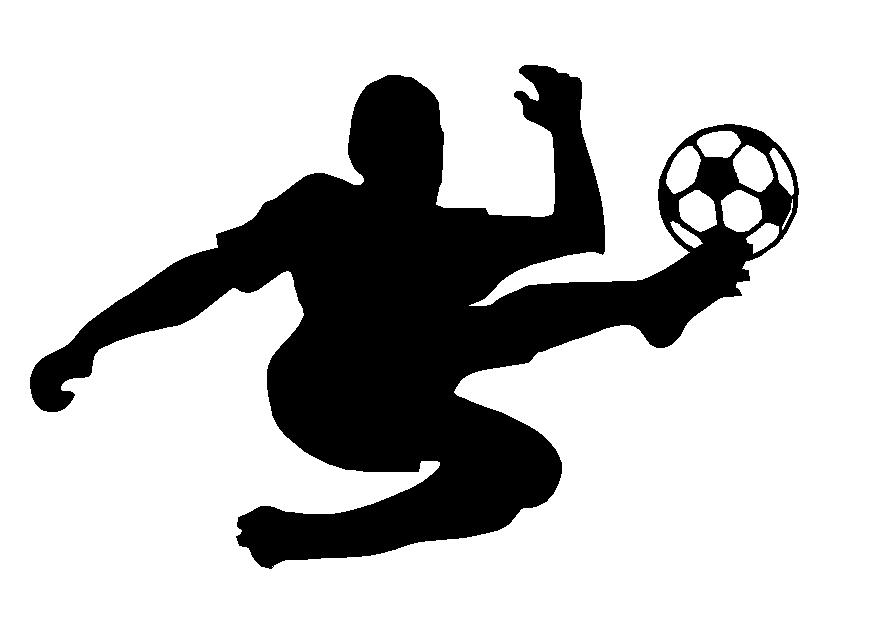 Adult kicking ball clipart clip art transparent Final adult indoor soccer league registrations due March 30 | The ... clip art transparent