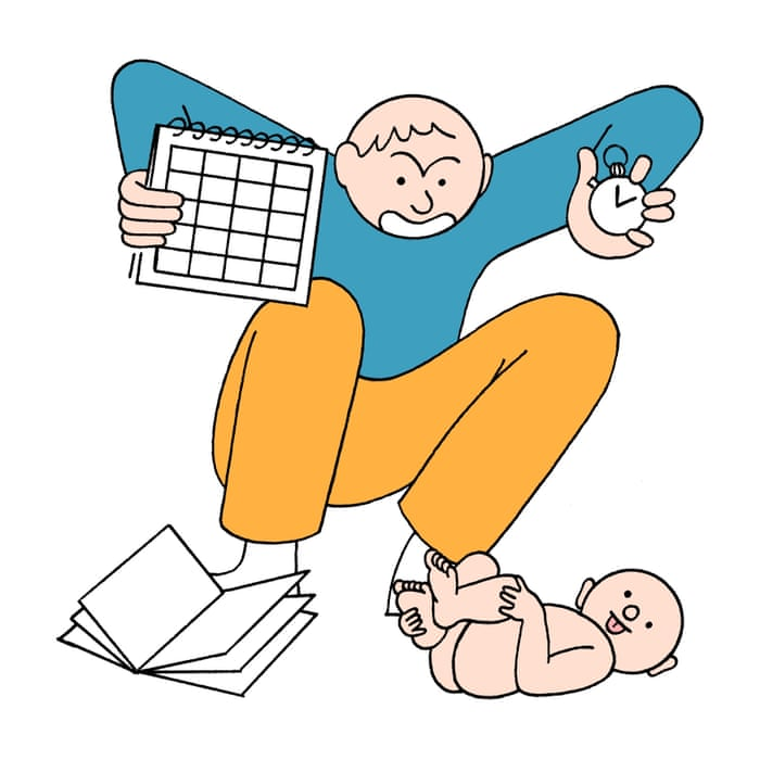 Baby sleeping on books clipart freeuse library The diabolical genius of the baby advice industry | News | The Guardian freeuse library
