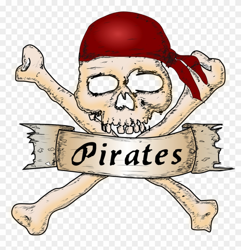 Adult pirate head clipart clipart free download Pirates Skull Bones Crossbones Png Image - Adult Pirate Name ... clipart free download