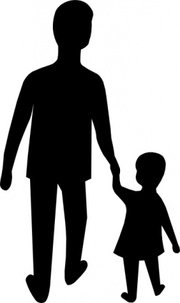 Adult playing with child clipart jpg library Free Adult Child Clipart and Vector Graphics - Clipart.me jpg library