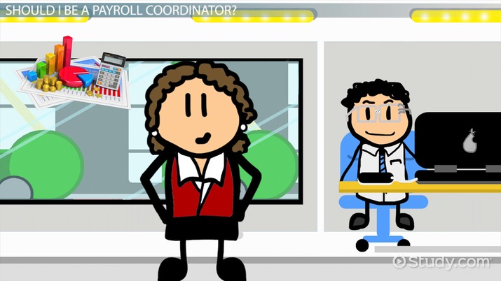 Adult program coordinator clipart image black and white Become a Payroll Coordinator: Education and Career Roadmap image black and white