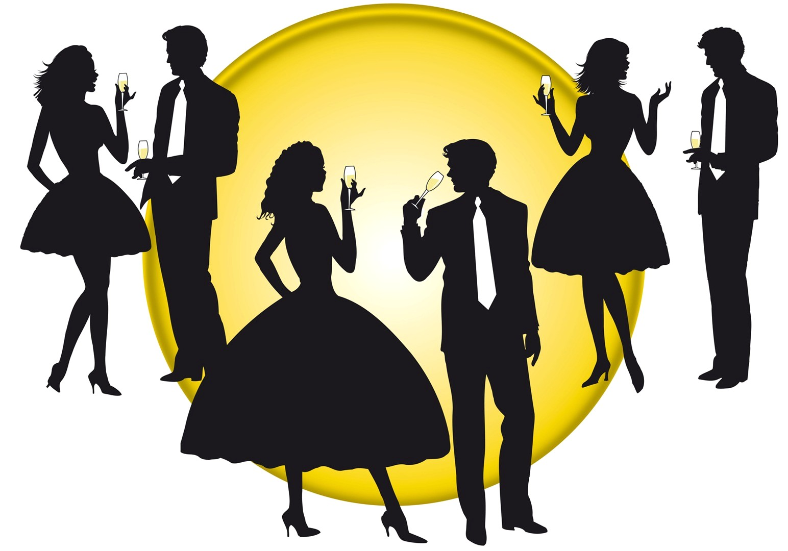 Adult prom clipart png black and white Prom Drawings | Free download best Prom Drawings on ClipArtMag.com png black and white