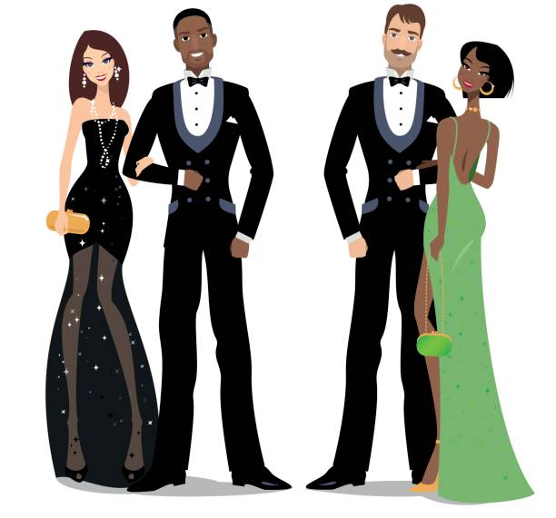 Adult prom clipart clipart library download Adult Winter Formal presented by The Orpheum Theater Flagstaff ... clipart library download