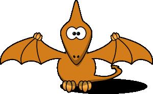 Adult pterodactyl clipart clip library Studiofibonacci Cartoon Pterodactyl PNG, SVG Clip art for Web ... clip library