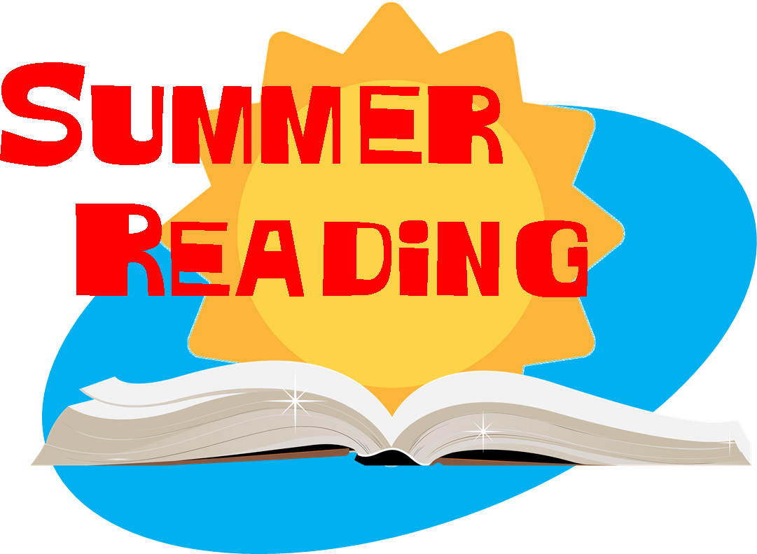 City reading book clipart svg freeuse library Summer Reading Program | Muskego, WI svg freeuse library