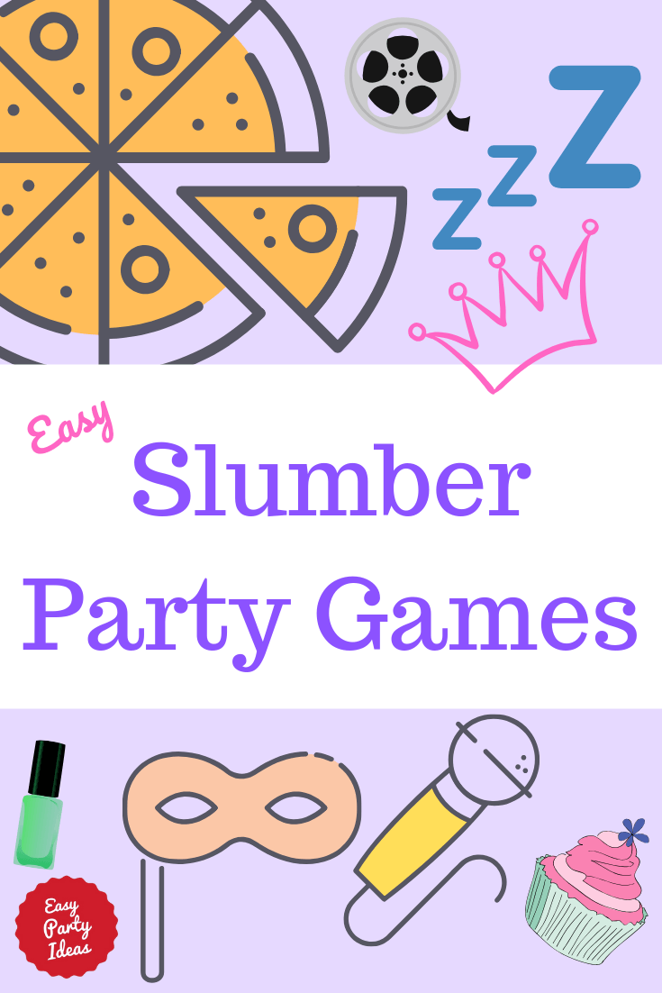 Adult slumber party clipart clip art free Girl Slumber Party Games clip art free