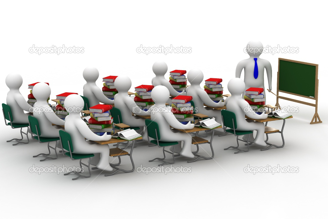 Adult students clipart clip freeuse library Cartoon Adult Students Sitting In A Classroom Clipart. Royalty - 300 ... clip freeuse library