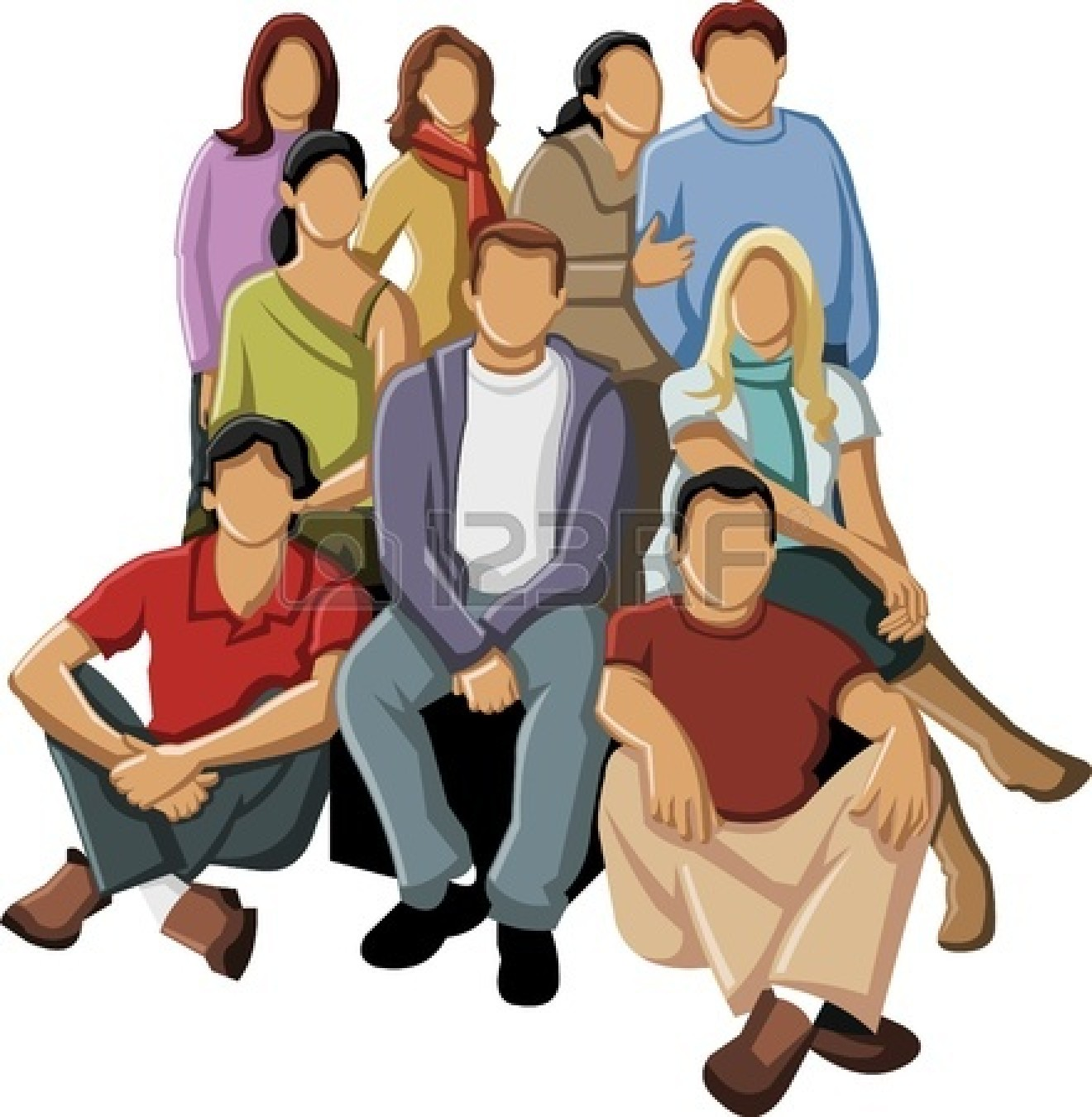 Adults sitting in church clipart clip black and white download Pictures Of People Singing In Church | Free download best Pictures ... clip black and white download